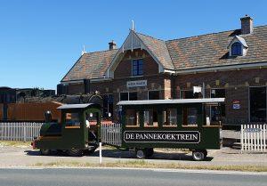 De Pannekoektrein Marrum Friesland Pannekoeken Kinderfeestje